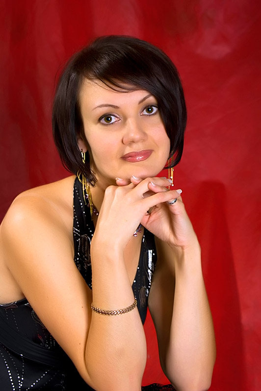 Beautiful Russian Woman Anna, 37