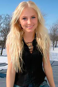 Teen Blonde russian