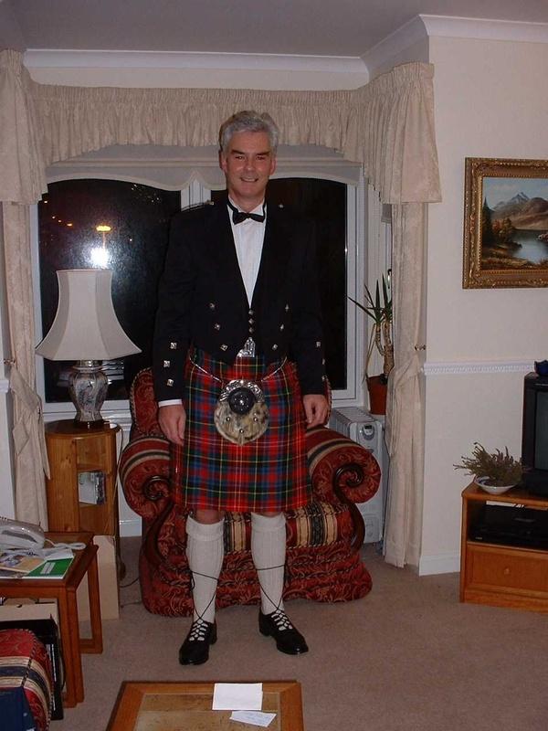 Gordon, Мужчина из Великобритании,