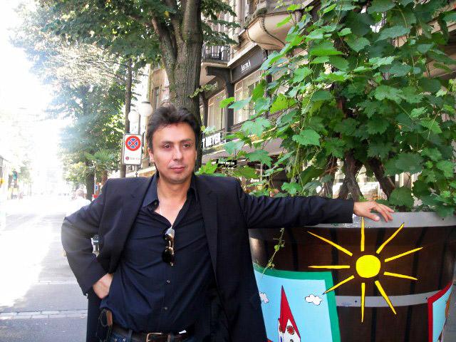 Claude, Мужчина из Швейцарии, Zurich