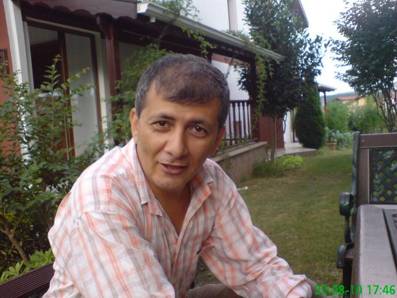 Хочу познакомиться. Robin из Турции, Istanbul, 48
