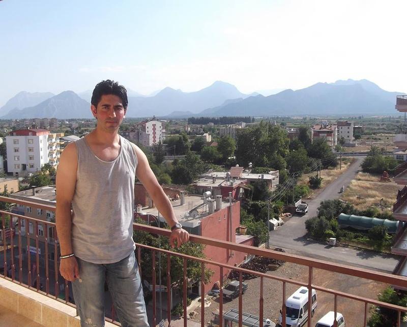 Kadir, Мужчина из Турции, Ankara