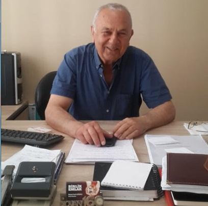Ищу невесту. Mehmet hamit, 71 (Izmir, Турция)