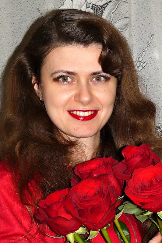 Beautiful Ukrainian Woman Irina 25