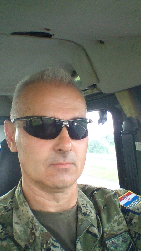 Хочу познакомиться. Josip из Хорватии, , 53