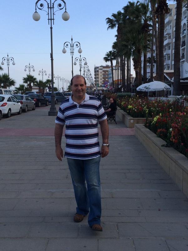 Ищу невесту. John, 55 (Nicosia, Кипр)