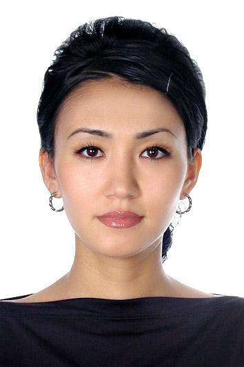 Казахстанские волосы