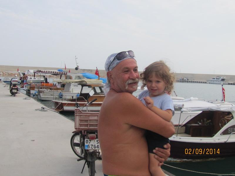 Хочу познакомиться. Mehmet из Турции, Antalya, 59