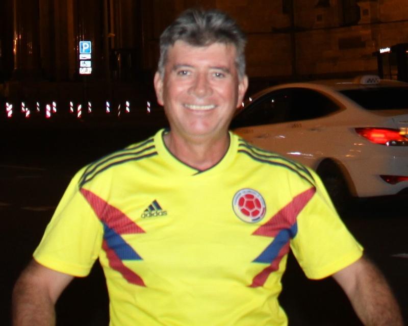Хочу познакомиться. Wilson из Колумбии, Bogotá, 52
