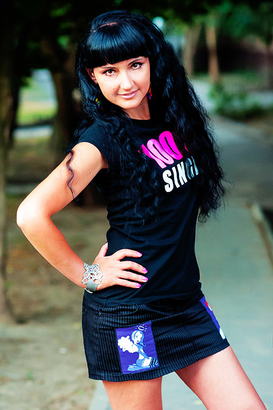 Yulia Beautiful Ukrainian Girl From Dnepropetrovsk