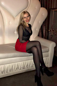 Blonde russian girl escorts join. And