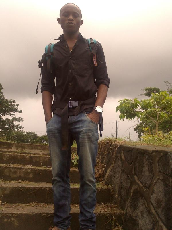 Ищу невесту. Asongafac, 26 (Buae, Камерун)