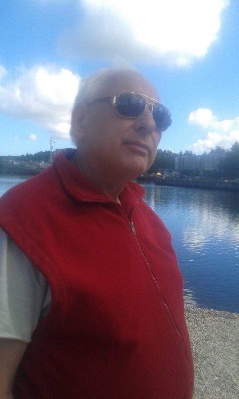 Martin из Швеции, 55