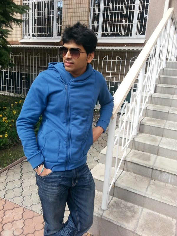 Siddardha, Мужчина из Индии,