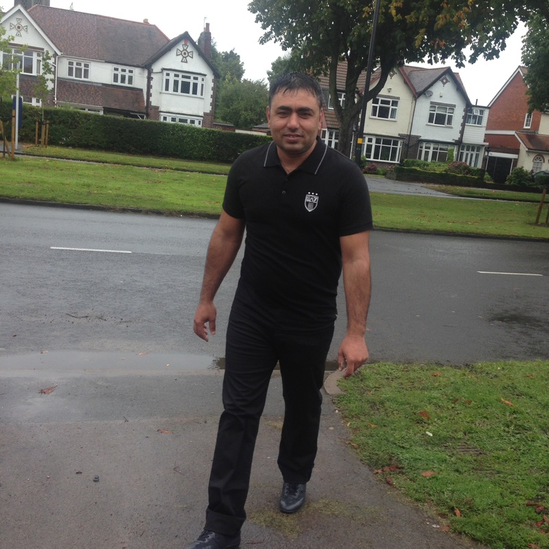 Nasir, Мужчина из Великобритании, Birmingham