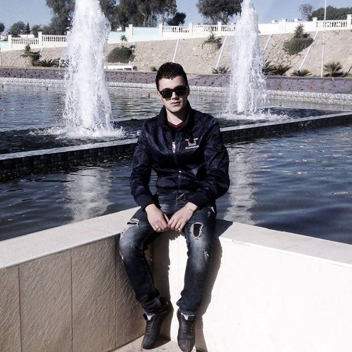 Salah из Алжира, 25