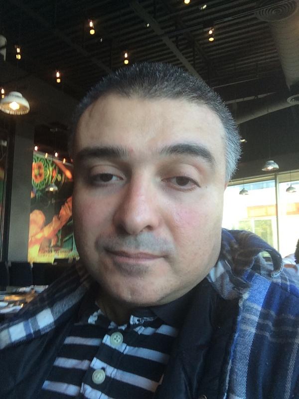 Georgios из Канады, 49