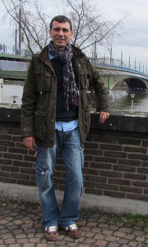 Erhan из Турции, 47