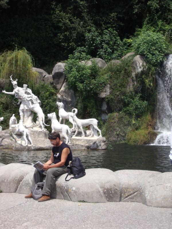 Gb, Мужчина из Италии, Turin