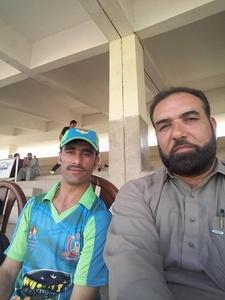 Asghar khan,0-1