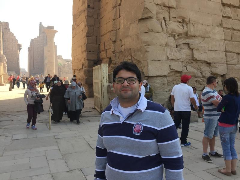 Bassem, Мужчина из Египта, Alexandria