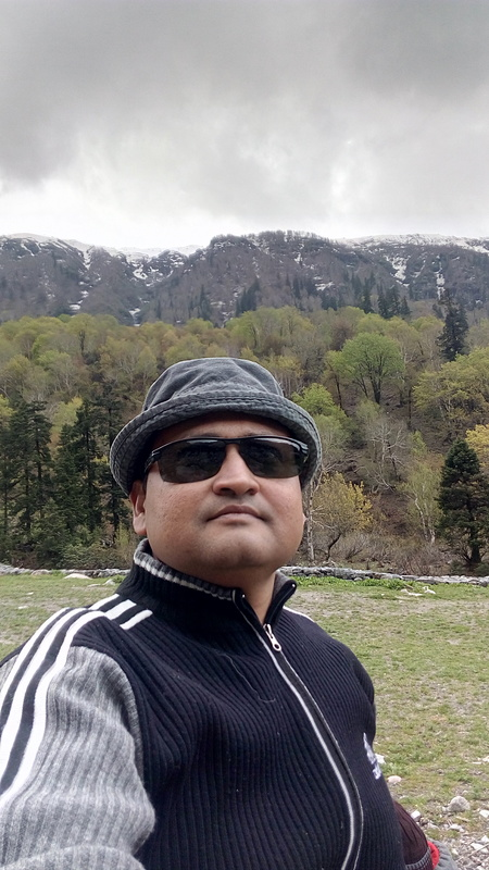 Rajnish из Индии, 38