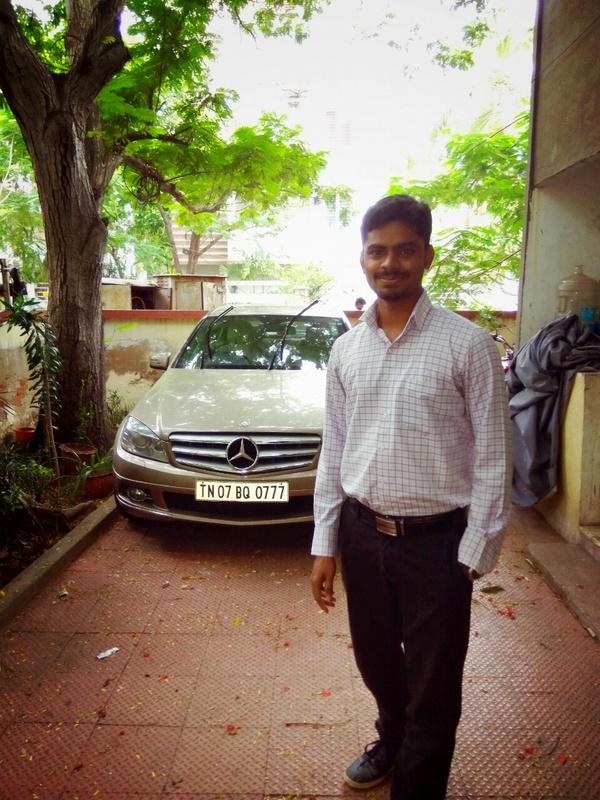 Ищу невесту. Karthik, 24 (Chennai, Индия)