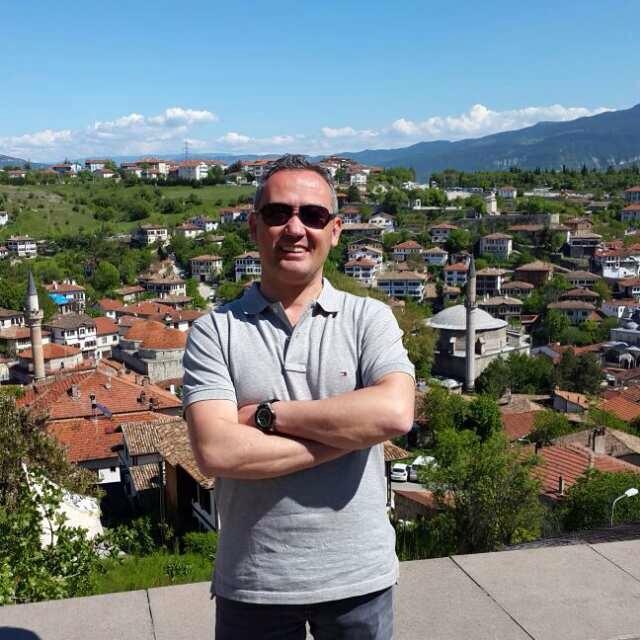 Хочу познакомиться. Mete из Турции, Istanbul, 45