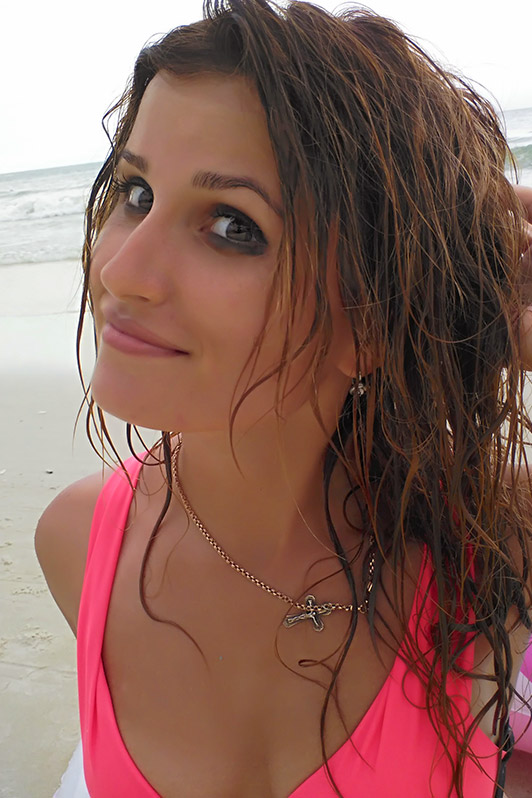 Natalia Beautiful Russian Girl From Saint Petersburg