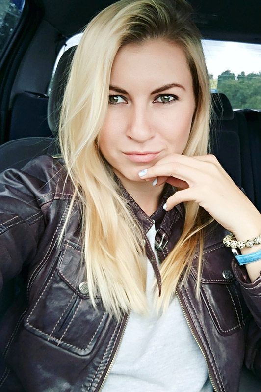 Meet Nice Girl Victoria From Russia 30 Years Old