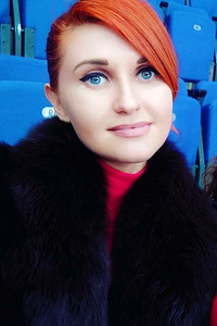 Sorry, red hair russian women share your