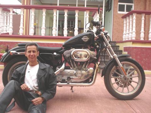 Ищу невесту. Javier, 52 (Huatusco, Мексика)